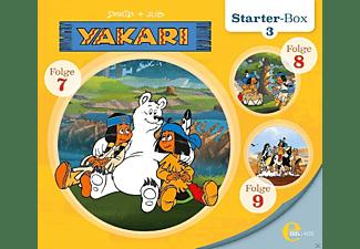 Yakari - (3)Starter Box  - (CD)