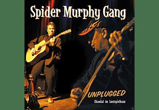 Spider Murphy Gang - Unplugged-Skandal Im Lustspielhaus  - (CD)