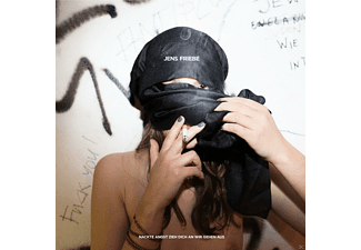 Jens Friebe - Nackte Angst Zieh Dich An Wir Gehen Aus  - (Vinyl)