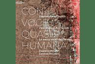 Ensemble Perlaro, Lorenza Donadini - Con Voce Quasi Humana [CD]