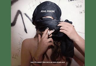 Jens Friebe - Nackte Angst Zieh Dich An Wir Gehen Aus  - (CD)