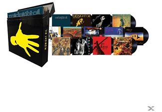 Midnight Oil - The Complete Vinyl Box Set  - (Vinyl)