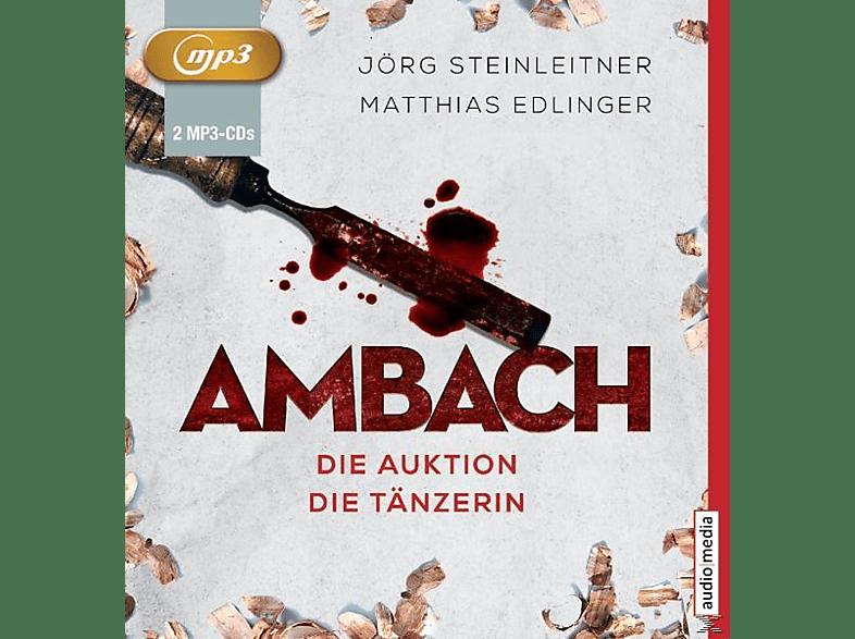 Alexander Duda - Ambach - Die Auktion/Die Tänzerin (1-2) - (MP3-CD)
