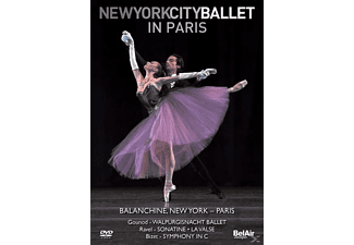 New York City Ballet - New York City Ballet in Paris - (DVD)