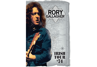 Rory Gallagher - Irish Tour '74 - (DVD)