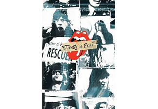The Rolling Stones - Stones In Exile - (DVD)