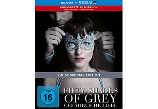 Fifty Shades Of Grey 2 (Special Edit./Digibook) - (Blu-ray)