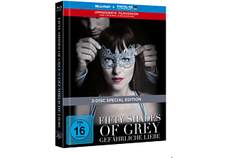 Fifty Shades Of Grey 2 (Special Edit./Digibook) Blu-ray
