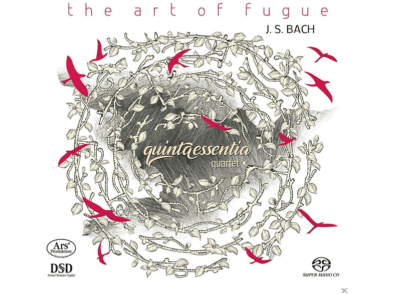 Quinta Essentia - Die Kunst der Fuge [SACD Hybrid]