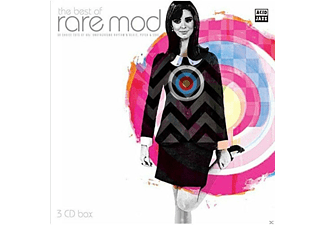 VARIOUS - The Best Of Rare Mod - (CD)