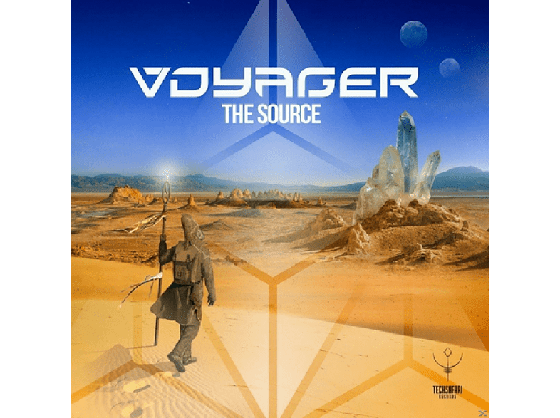 Voyager, VARIOUS - The Source [CD]