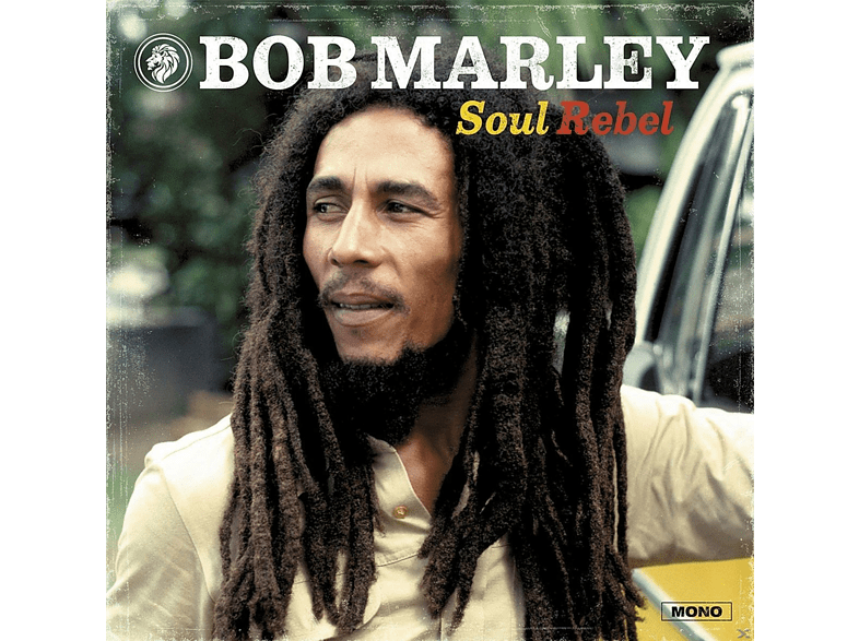 Bob Marley - Soul Rebel [Vinyl]