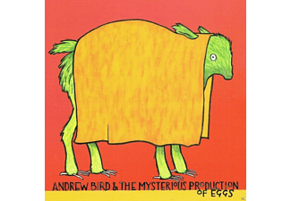 Dead Can Dance, Bird Andrew - Mysterious Production Of Eggs - (CD)