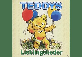 Diverse Kinderchöre - TEDDYS Lieblingslieder  - (CD)