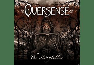 Oversense - The Storyteller  - (CD)