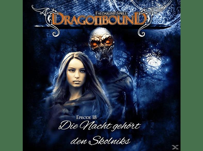 Kluckert,Jürgen/Zech,Bettina/Sabel,Martin/+++ - Dragonbound 18-Die Nacht gehört den Skolniks - (CD)