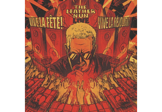 The Leather Nun - Vive La Fete! Vive La Révolution - (Vinyl)