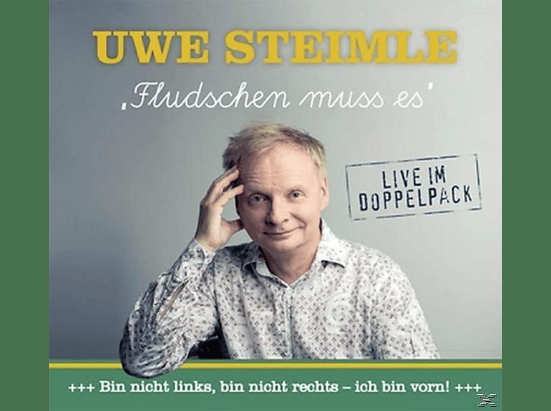 Uwe Steimle - Fludschen musses - (CD)