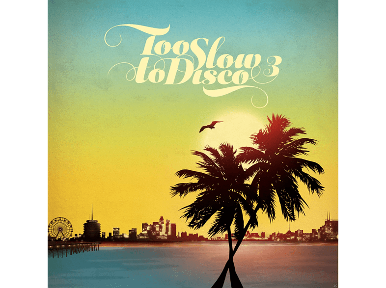 VARIOUS - TOO SLOW TO DISCO 3 [CD]