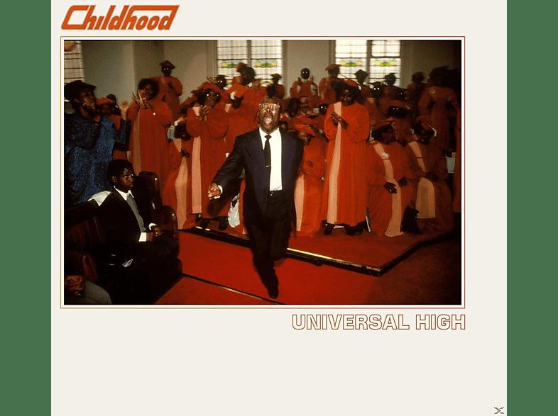 Childhood - UNIVERSAL HIGH [CD]
