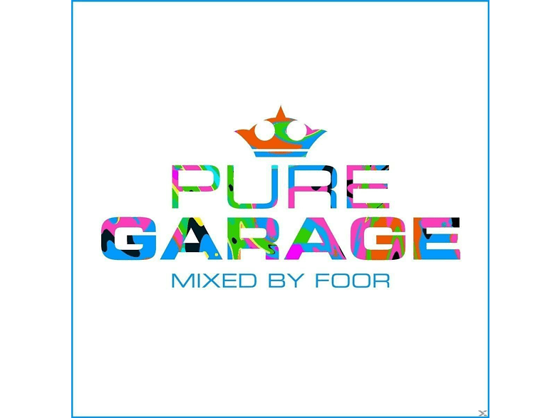 VARIOUS - PURE GARAGE [CD]