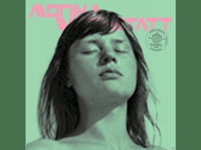 VARIOUS - MONIKA WERKSTATT [CD]