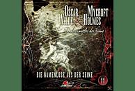 Oscar Wilde & Mycroft Holmes-folge 11 - 011 - DIE NAMENLOSE AUS DER SEINE - (CD)