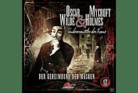Oscar Wilde & Mycroft Holmes-folge 12 - 012 - DER GEHEIMBUND DER MASKEN - (CD)