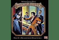 Sherlock Holmes-folge 32 - 032 - DER GRIECHISCHE DOLMETSCHER - (CD)