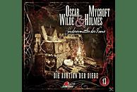Oscar Wilde & Mycroft Holmes-folge 13 - 013 - DIE AUKTION DER DIEBE - (CD)