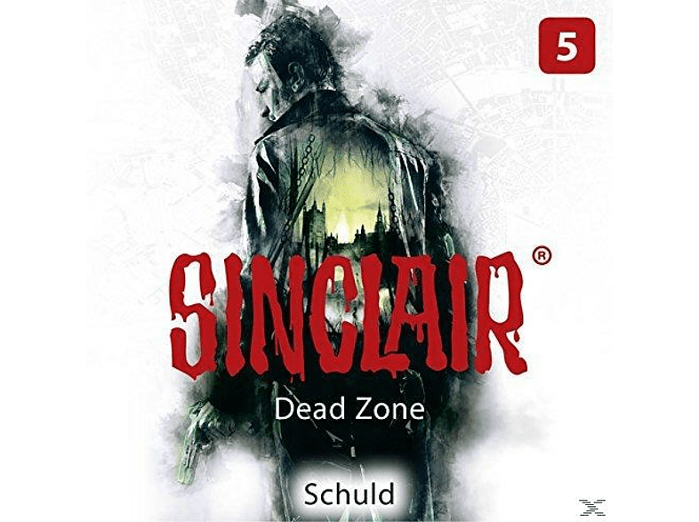 Sinclair-dead Zone-folge 5 - 005 - SCHULD - (CD)