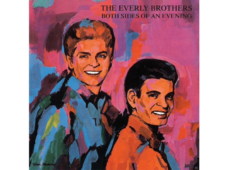 The Everly Brothers - BOTH SIDES OF AN EVENING [CD]