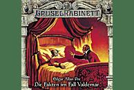 Gruselkabinett-folge 127 - 127 - DIE FAKTEN IM FALL VALDEMAR - (CD)