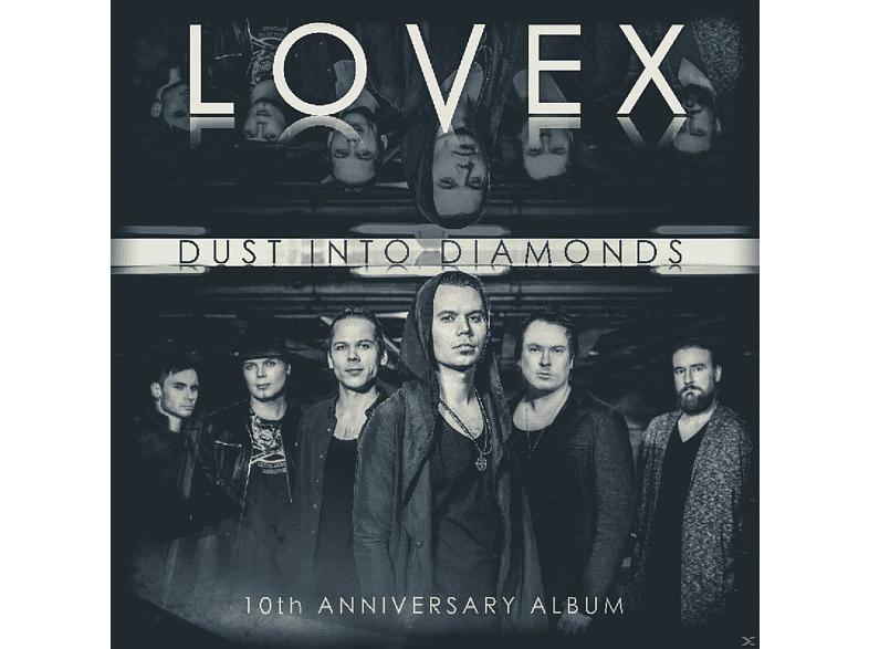 Lovex - DUST INTO DIAMONDS [CD]