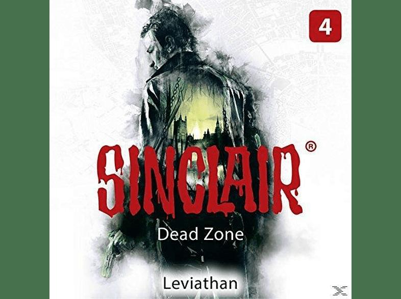 Sinclair-dead Zone-folge 4 - 004 - LEVIATHAN - (CD)
