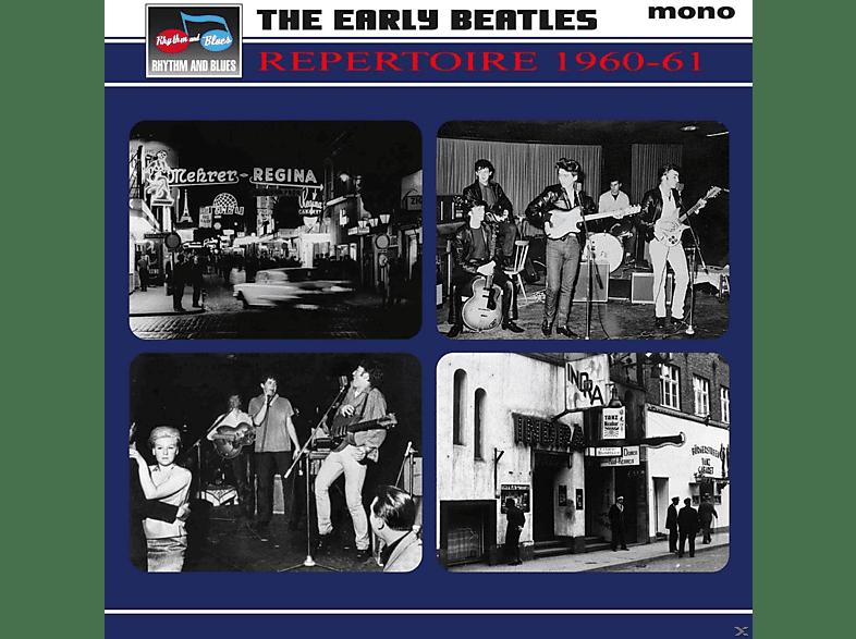 VARIOUS - BEATLES BEGINNINGS 9: THE EARLY BEATLES REPERTOIRE [CD]