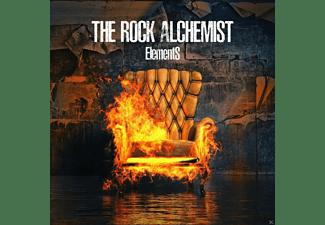 Rock Alchemist - ELEMENTS  - (CD)