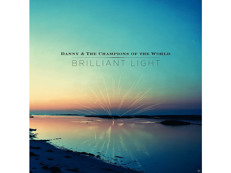 Danny, Champions Of The World - BRILLIANT LIGHT (HEAVYWEIGHT+MP3) [LP + Download]
