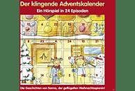 Adventhörspiel In 24 Episoden - Der Klingende Adventskalender - (CD)