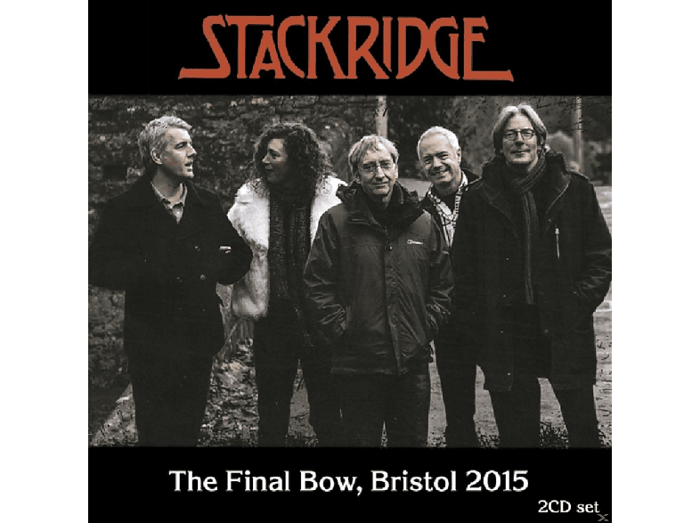 Stackridge - FINAL BOW, BRISTOL 2015 [CD]