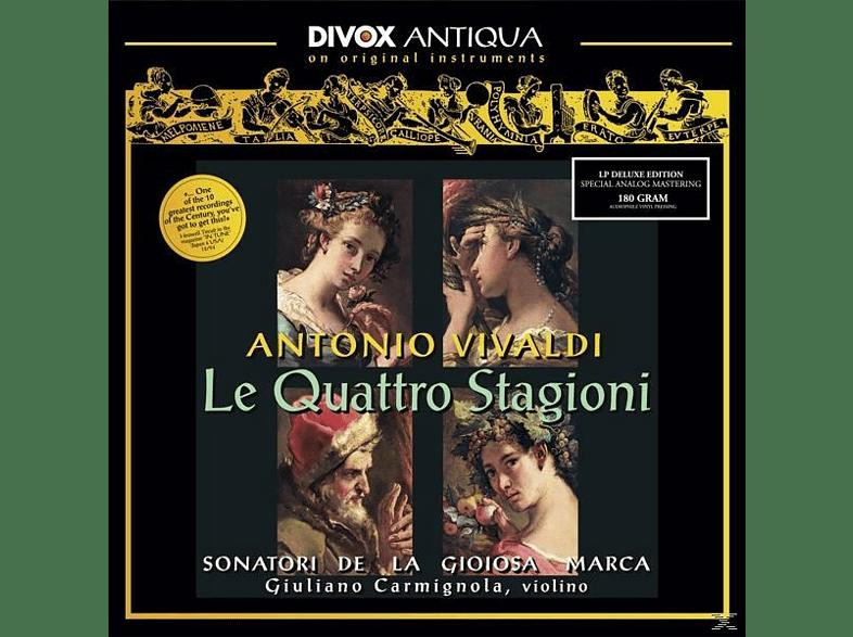 Giuliano Carmignola - Le Quattro Stagioni [Vinyl]