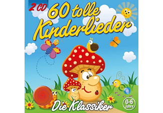 Kiddy Club - 60 Tolle Kinderlieder - (CD)