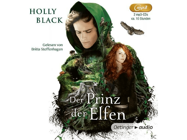 Holly Black - Der Prinz der Elfen - (MP3-CD)