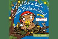Susanne Weber - Die kleine Eule feiert Weihnachten - (CD)