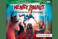 Frauke Scheunemann - Henry Smart.Im Auftrag des Götterchefs - (CD)