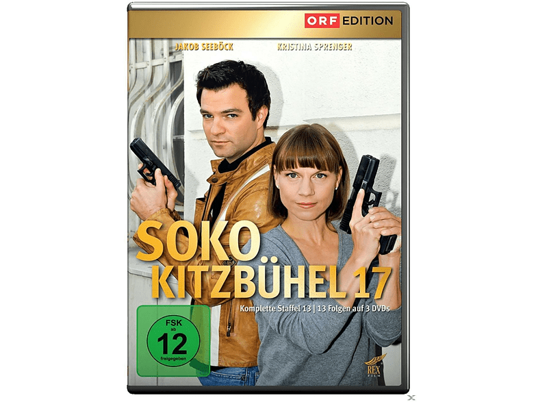 SOKO Kitzbühel - Staffel 17 [DVD]