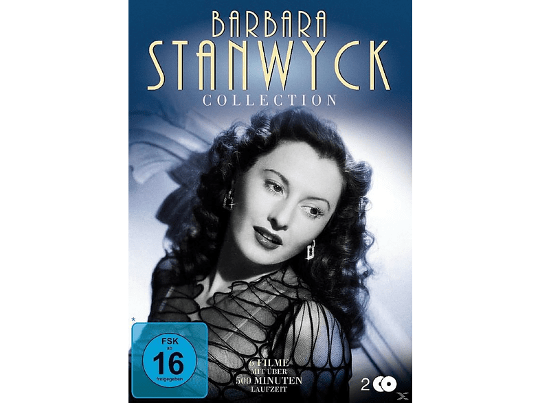 Barbara Stanwyck Collection [DVD]