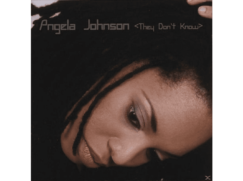 Angela Johnson - They Don't Know [CD]