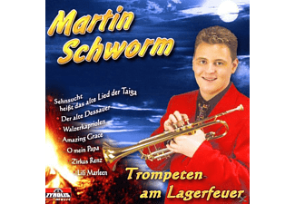 Martin Schworm - Trompeten Am Lagerfeuer  - (CD)