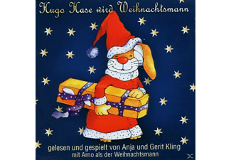 ANJA U.GERIT Kling - Hugo Hase Wird Weihnachtsmann  - (CD)